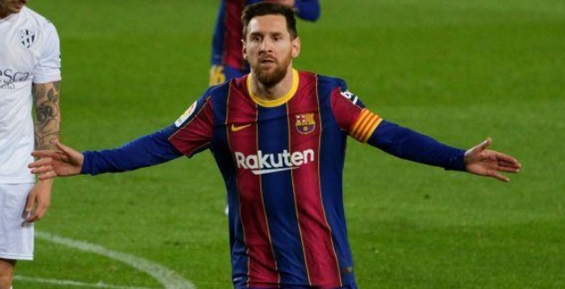 Messi will renew his contract at Barcelona in early April