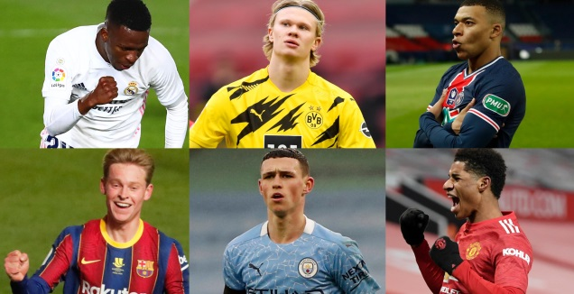 Rashford and Holland are the most expensive in the world, De Jong at Barça